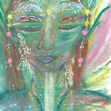 Sophieria_SASKIA Art and Healing original