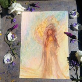lightlanguage womb wisdom light codes