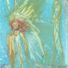 on demand spiritual drawing