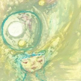 Lady of Eternity - Saskia Art and Healing