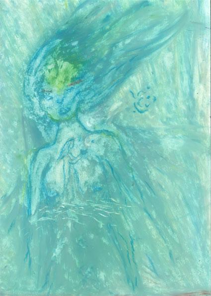 Lemurian Water energy