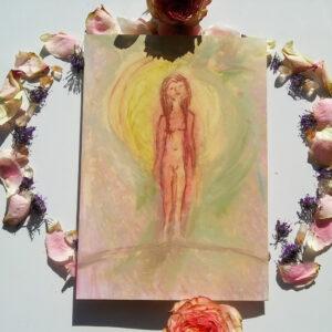 divine feminine, mary magdalene, honour yourself