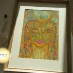 goddess art light language