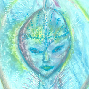 Star Beings Arcturian Light being