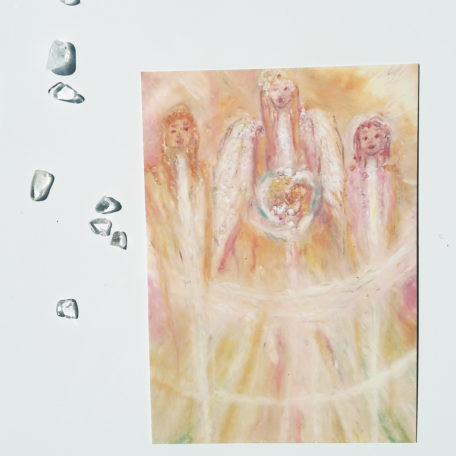 archangels, angels pregnancy