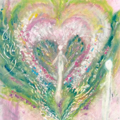 Heart symphony_SASKIA Art and Healing
