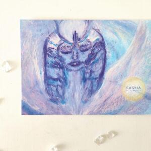 Postcard Blessing of Hathor